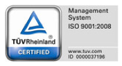 certificaat ISO 9001